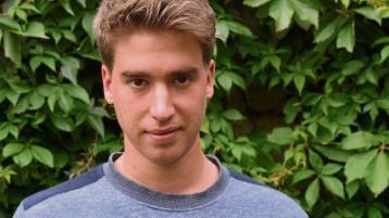 The Arts Interview: Michal Lubinski