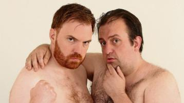 A double helping of comedy with Bernard O'Shea and Karl Spain