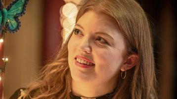 Erica Murray, a talented young playwright from County Limerick