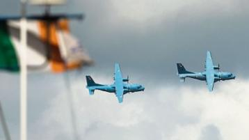 The fifth Foynes Air Show brought thousands of spectators to the west Limerick village Picture: Sean Curtin/True Media