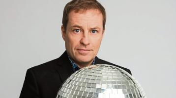Comedian Ardal O'Hanlon is coming to the UCH