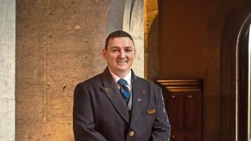 Golden Keys accolade for head concierge at Limerick's Adare Manor