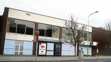 Dunnes Stores closed its Sarsfield Street outlet in 2008