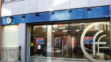 Sign of the times as plans are revealed to convert former Limerick store into offices