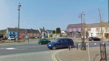 Traffic plan for Limerick town on the way