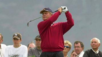 Opinion: 'Jack Nicklaus is the greatest golfer of all time' - Ivan Morris