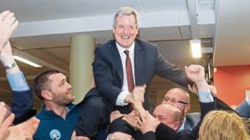O'Donnell says he 'feels privileged' to reclaim lost Limerick City seat