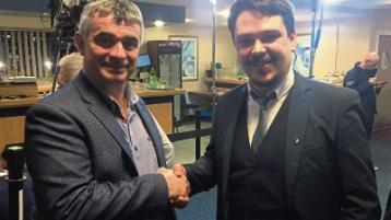 Limerick CountySinn Fein candidate's class in conceding election defeat
