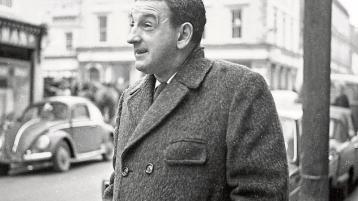 'Strange happenings mark the death of a great man' - John B Keane