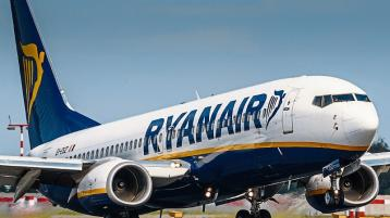 Ryanair resumes scheduled services at Shannon Airport