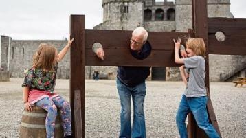Make a day of it: King John's Castle – Limerick's most iconic landmark