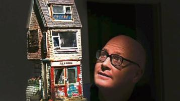 Limerick artist's derelict dwellings to be showcased