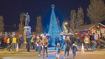 Santa to light up Limerick town ahead of Christmas