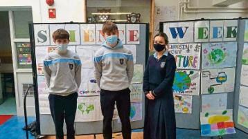 Wild About Wildlife: Celebrating science week in Limerick