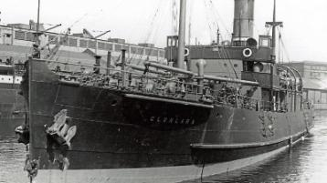 Damn the torpedoes: Remembering the 20 sailors who lost their lives on board the SS Clonlara
