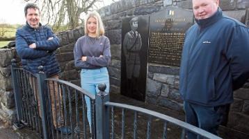 Dromkeen Ambush: Great great granddaughter of David Guerin recalls fateful day 100 years ago