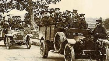Ambush remembered: Historian recalls one of Limerick's bloodiest episodes