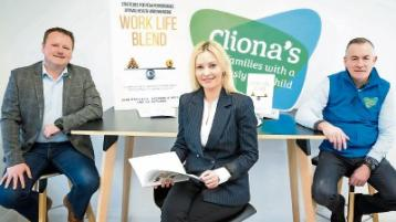 Improve your 'Work Life Blend' and support Limerick-based charity