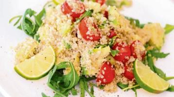 All About Food: Try quinoa the super yummy, superfood