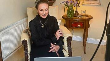 Celia Holman Lee: Getting back into the swing of things in Limerick