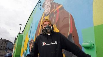Council teases plan for new mural in Limerick