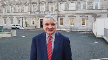 'Enough is enough': Limerick TD steps down as chairman of housing firm