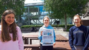 Limerick students' virtual trek to Zambia to power up secondary school on the Equator