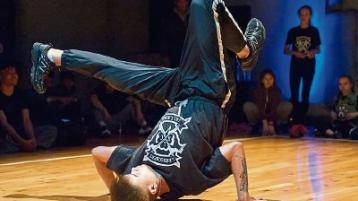 Limerick break dancer hopes to bust a move at European championships
