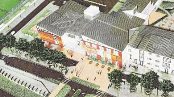 Big step forward for new Limerick secondary school