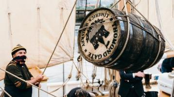 Limerick's proud heritage ofdistillery - Limerick returned home from London to revive a tradition