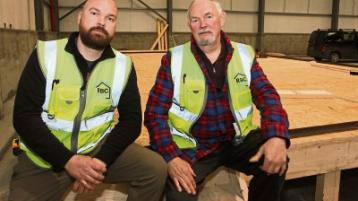 Meet the New Yorkers who are building homes in Limerick and creating up to 100 jobs