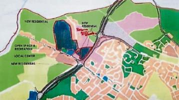Opposition to plan to zone Limerick lands for residential use