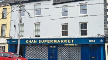 Councillors endorse plans to introduce minimum standards for shopfronts across Limerick