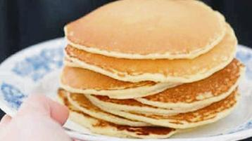 All About Food: Wake up to some yummy pancakes