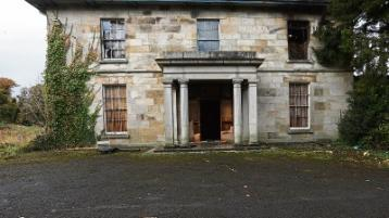 Fresh application to 'restore' historic Limerick home damaged by fire