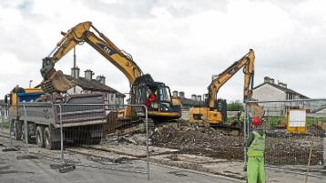Council reveals number of houses demolished as part of Limerick Regeneration