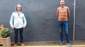 Curtains up as Limerick pub launches Theatre Lane mural contest