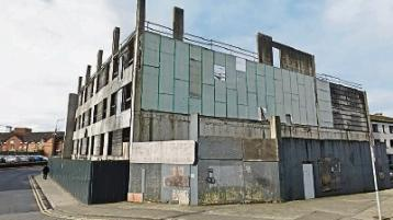 Council bid to CPO derelict structure in Limerick rejected