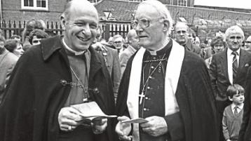 Then & Now: John Begley's holy mission remembered