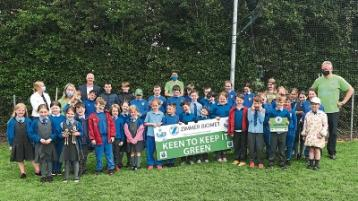 Young Limerick environmentalists are keen to keep their local community green