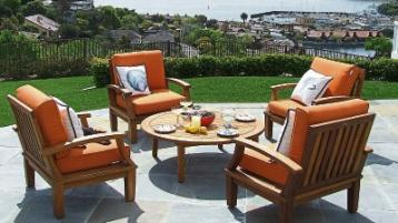 Green Fingers: Look after your lovely garden furniture