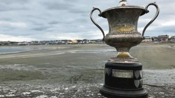 Cup of cheer: Iconic Richard Harris trophy returns to Kilkee after painstaking repairs
