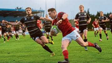 Munster start Erasmus era with Zebre friendly win