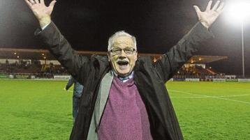 Pat O'Sullivan: 'Limerick FC has great chance to drive on'