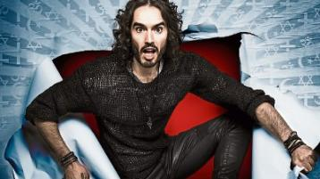 Russell Brand to perform at Limerick's UCH on upcoming tour