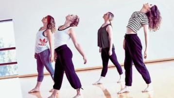 Step Up for David Bolger's #Somethingoldnew at Dance Limerick