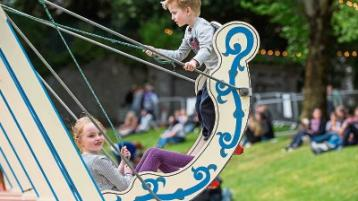 People won over to Park by fabulous Limerick food truck festival