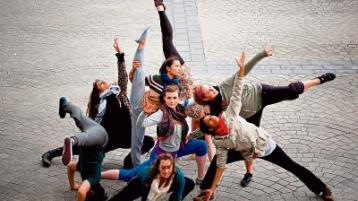 Summer fusion of styles a 'unique opportunity' at Dance Limerick