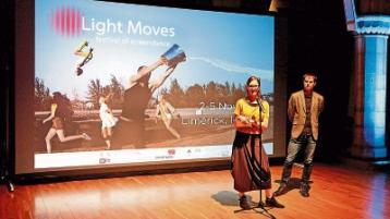 Light Moves: Cutting edge screendance at film and media festivalin Limerick