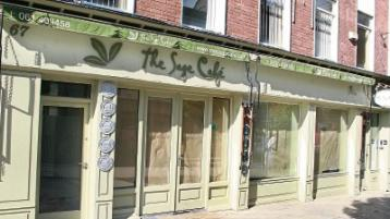 The Sage Cafe closed its doors for the final time after 11 years Picture: Adrian Butler